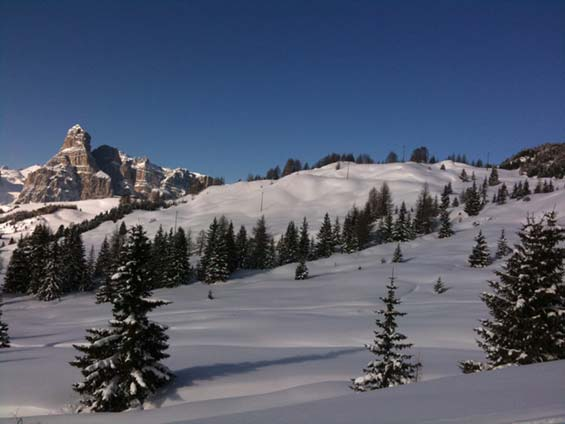 Alta Badia Powder