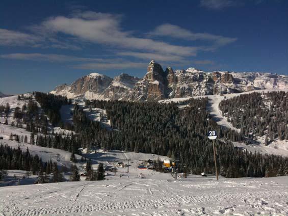 Alta Badia view
