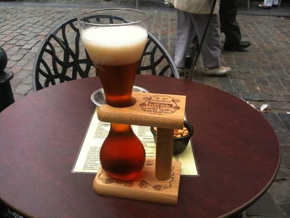 Brussels Belgium Beer Kwak