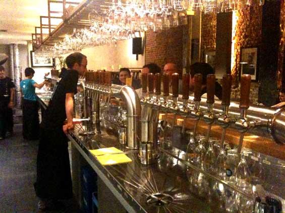 Brussels Belgium Beer Pub