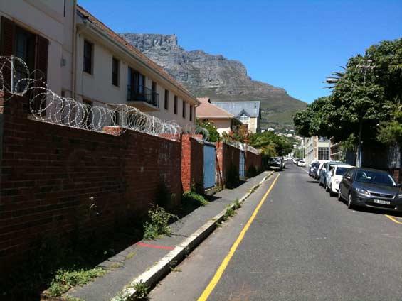 Street Beggar, Cape Town