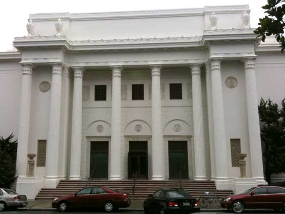 Internet Archive Headquarters Building