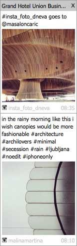 Ljubljana Realtime failed discoveries