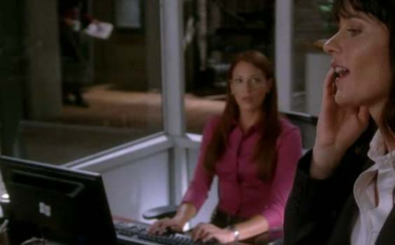 Microsoft Product Placement: The Mentalist