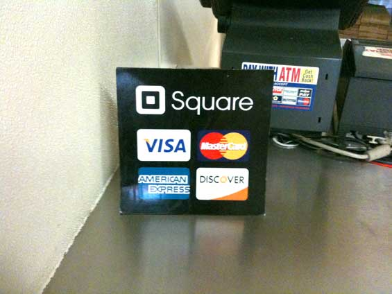 New Business Models Pay With Square