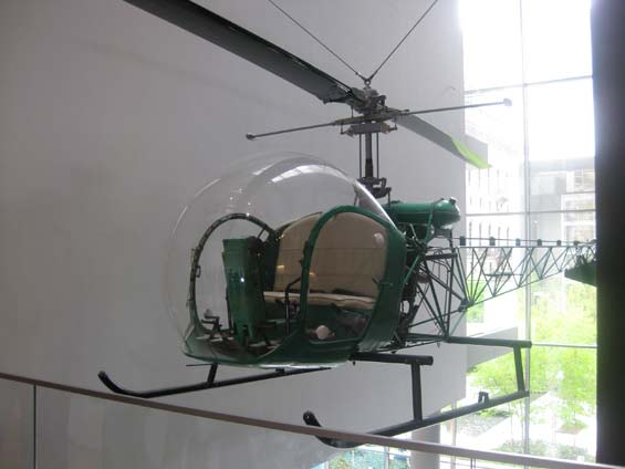 Mash Helicopter