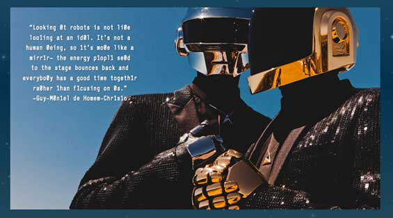 Pitchfork Daft Punk Cover Story Parallax Scrolling Transition 3