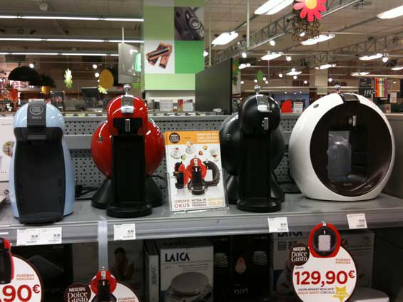 Nestle Dolce Gusto Coffee Machines
