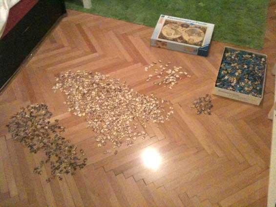 Jigsaw Puzzle Start