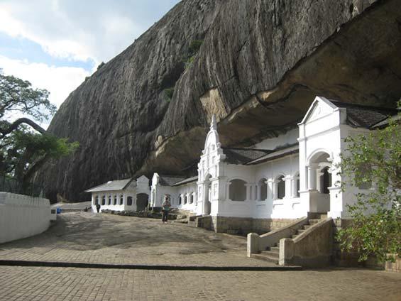 Cave Temples Dambulla