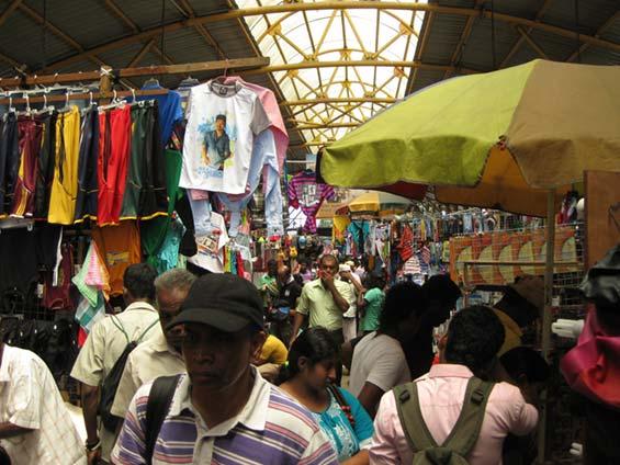 Colombo Bazaar